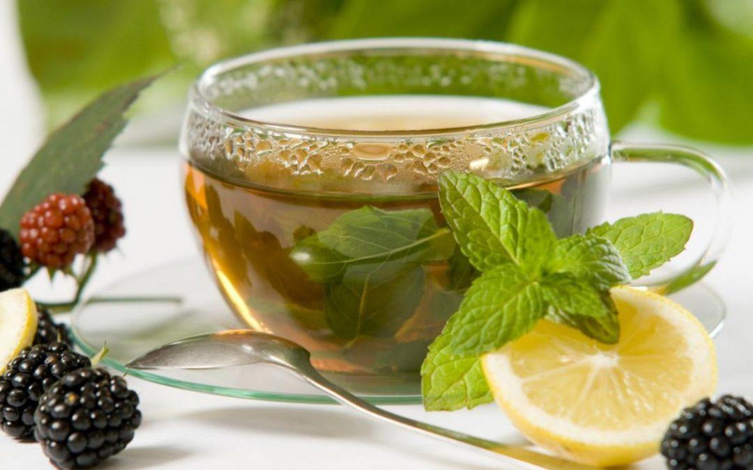 Les antioxydants du thé 🍵